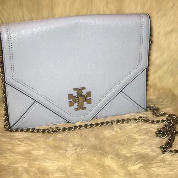 29c32386ba48 Tory Burch Baby Blue Crossbody Bag. M 5a764fce2c705d82d233c732
